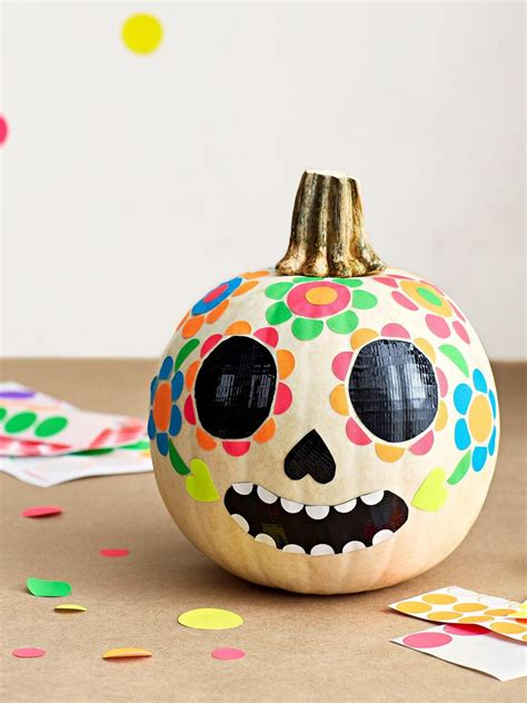 easy  carve pumpkin decorating ideas  kids