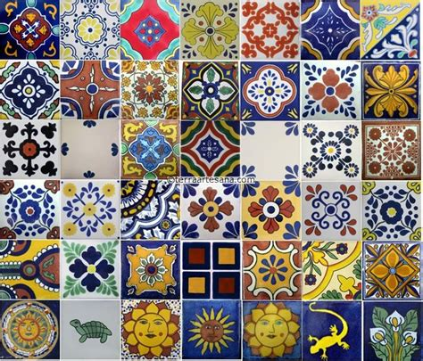 unique backsplash ideas for kitchen talamexican talavera decorative tile 39 mixed