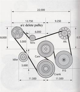 2001 Chevy Venture 3 1l Engine Pully Diagram