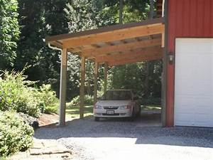 Adding A Carport To Garage How Build Lean Addition