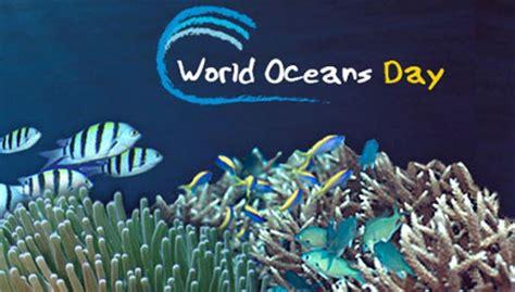 ready  world oceans day scuttlebutt sailing news