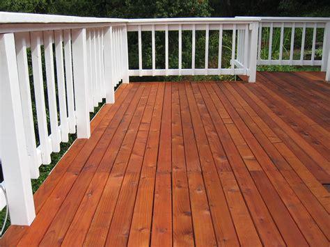 deck refinishing sandedstained sealed cjo maintenance