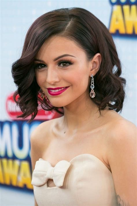 Cher Lloyd With Short Hairstyle I Couldnt Tell If I