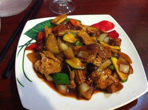 chinois cuisine j ai testé un restaurant chinois végétarien tien hiang auroreinparis