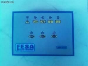 Control Electronico De Encendido Y Monitoreo De Planta