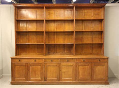 Permalink to Antique Oak Bookshelves