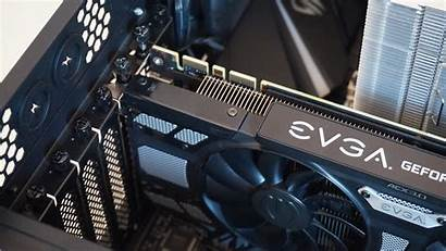 Graphics Card Install Gpu Secure Place Pc
