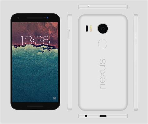 nexus 5 phone nexus 5 2015 rendered yet again by wayne concept phones