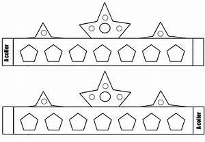 Couronne En Papier à Imprimer : coloriage couronne des rois piphanie colorier d couper et coller ~ Melissatoandfro.com Idées de Décoration