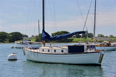 Boats For Sale Chichester by 8 Ton Hillyard 1948 Yacht Boat For Sale In Chichester