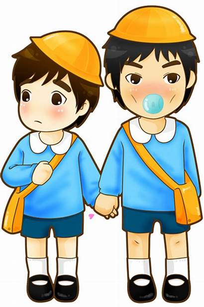 Thai Clipart Learning Child Cliparts Cartoon Play