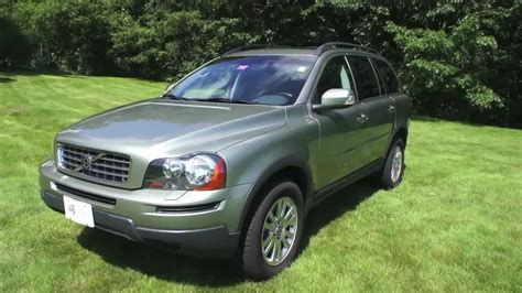 Stock # 3289a 2008 Volvo Xc90 3.2 Willow Green For Sale