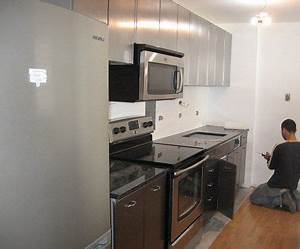 can you leave your metal kitchen cabinets unpainted With how to paint metal kitchen cabinets