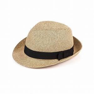 Chapeau De Paille Homme : blend chapeau de paille tendance homme ~ Nature-et-papiers.com Idées de Décoration