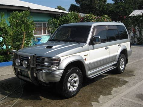 automobile air conditioning service 1994 mitsubishi montero transmission control mitsubishi pajero exceed 2800 for sale from panga adpost com classifieds gt philippines