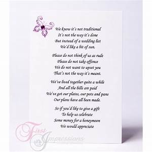 wedding invitation wording for cash gifts wording for With wedding invitations wording for cash gifts