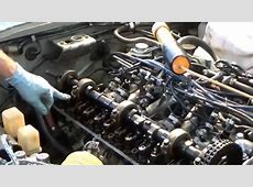 How To Change 280z valve stem seals YouTube