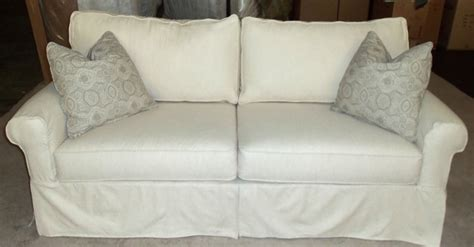 rowe nantucket slipcover sofa loveseat chair and ottoman
