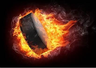 Fire Puck Wallpapers Flame Burn Blaze Fireplace