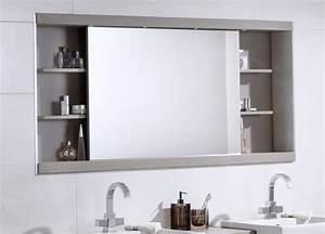 Schiebetür Für Bad : spiegelschrank f r bad die funktionalit t im modernen design bad spiegelschrank ~ Frokenaadalensverden.com Haus und Dekorationen