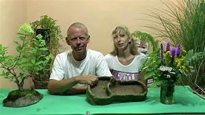 Bonsai Stecklinge Machen : bonsai schale selber herstellen aus beton estrich bonsai pot itself produce concrete screed ~ Indierocktalk.com Haus und Dekorationen