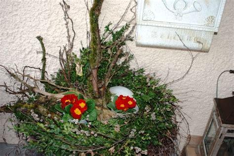 Frühlingsdeko Im Garten by Fr 252 Hlingsdeko Im Garten Home Ideen