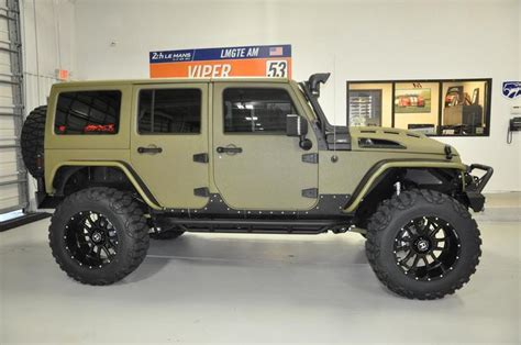 army jeep 2017 2017 jeep wrangler unlimited kevlar army tactical sport tx