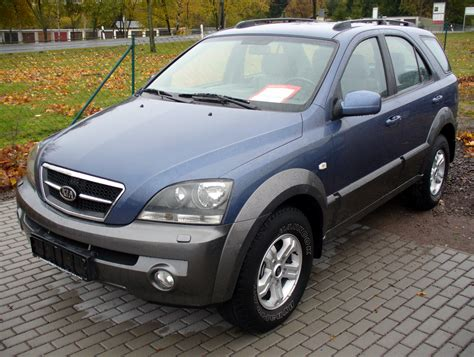 2005 kia sorento informations articles bestcarmag