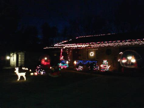 wichita area light displays updated dec 28