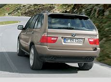 BMW X5 E53 specs & photos 2003, 2004, 2005, 2006, 2007