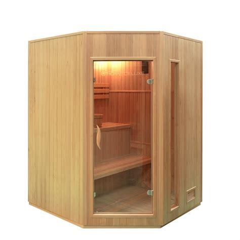 Sauna Cabin by Sauna Cabin Relax Xl