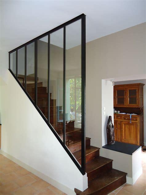 verriere dinterieure pour une montee descalier