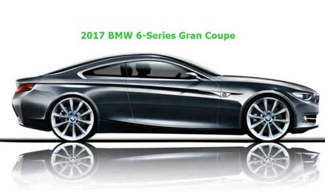 Sinking Of Hood by 2017 Bmw 6 Series Gran Coupe Auto Bmw Review