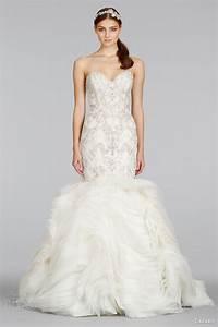 lazaro spring 2014 wedding dresses wedding inspirasi With lazaro wedding dresses