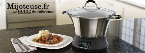 appareil pour cuisiner mijoteuse le guide de la mijoteuse électrique