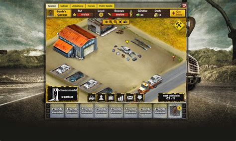 Garbage Garage  Browsergame Magazin