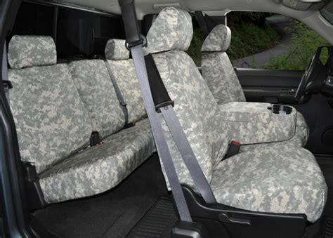 2017 Ford F 150 Custom Seat Covers Leather Camo Upholstery