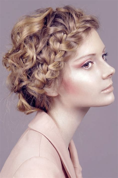 layered hairstyles great and beautiful crwon braid hairstyles best formally and casually