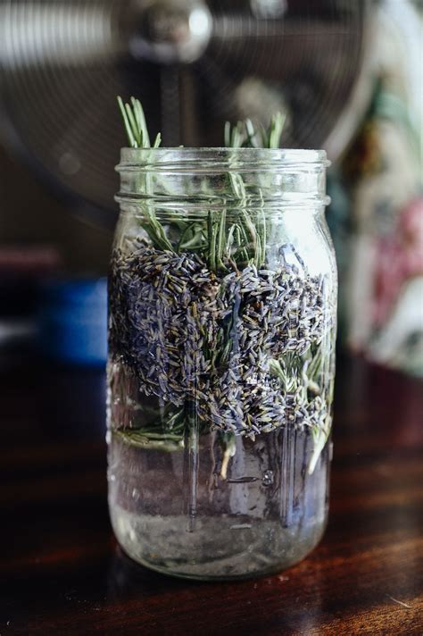 DIY Lavender All Purpose Cleaner   Homemade Lavender