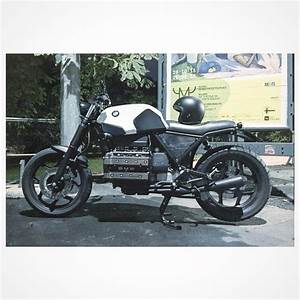 Bmw K100 Scrambler : bmw k100 caferacer scrambler motorrad caferaser ~ Melissatoandfro.com Idées de Décoration