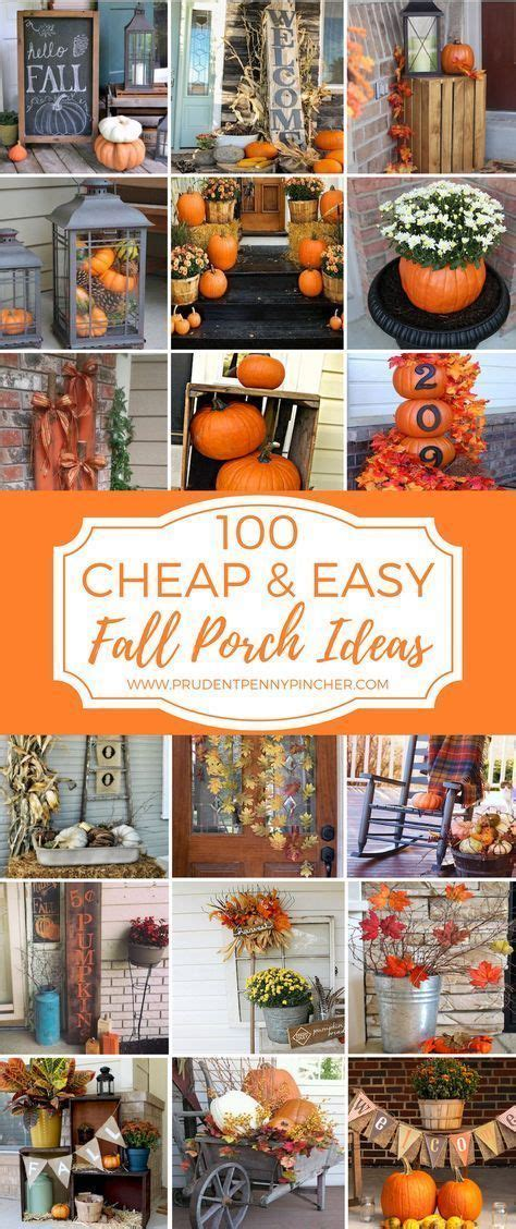 25+ Best Thanksgiving Decorations Ideas On Pinterest Diy