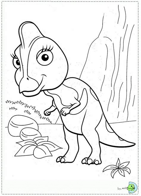 공룡기차버디공룡 색칠공부 프린트50장준비 담아가세요!  네이버 블로그