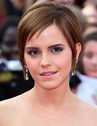 Emma Watson Short Hairstyle