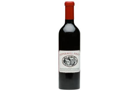 wine bottle ground vanilla wine bottle pepper grinder 12 hol41 363