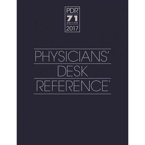 Physicians 39 Desk Reference 2017 Hardcover Target