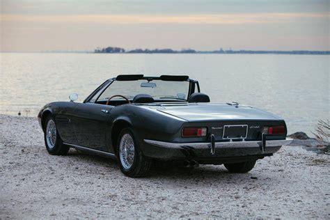 Maserati Spyder For Sale by 1969 Maserati Spyder For Sale 1928307 Hemmings Motor News