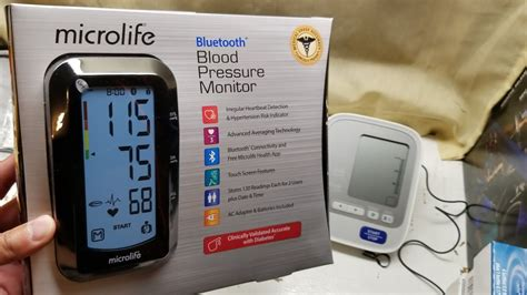 Costco! Microlife Blood Pressure Monitor (Bluetooth) $42