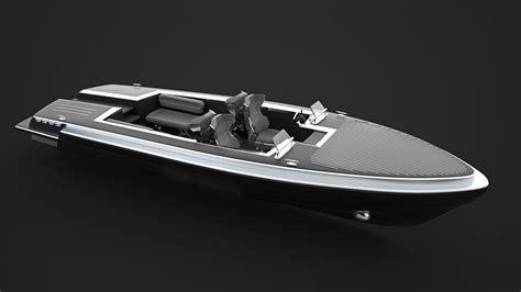 Lamborghini Tender Boat by Gray Design Yacht Charter Superyacht News