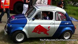 Fiat 500 Abarth Red Bull Racing - 1080p Hd