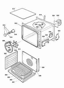 Indesit Main Oven Door Seal C00224173 By Indesit